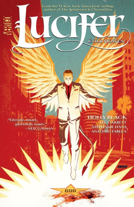 Lucifer Vol.1-3 Complete