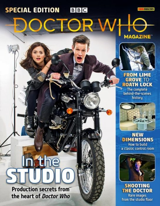 Doctor Who Magazine Special Edition #49