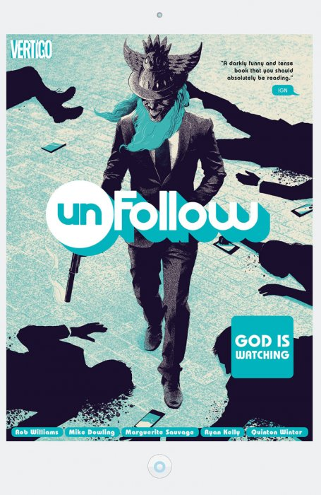 Unfollow Vol.2 - God is Watching