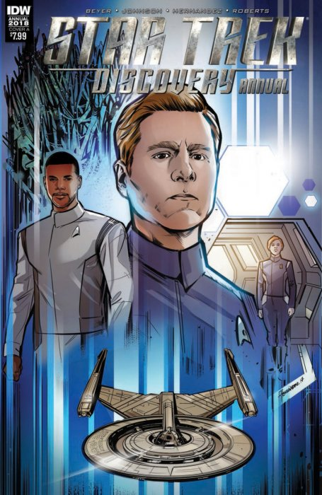 Star Trek - Discovery Annual #1
