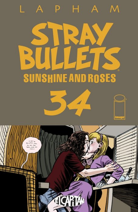 Stray Bullets - Sunshine & Roses #34