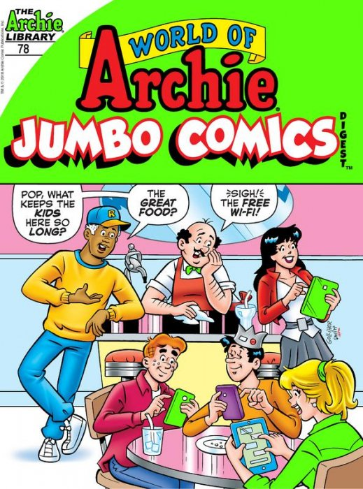 World of Archie Comics Double Digest #78