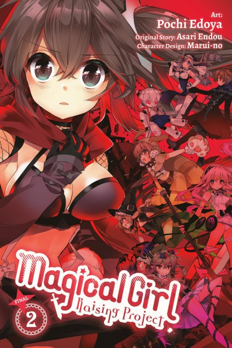 Magical Girl Raising Project Vol.2