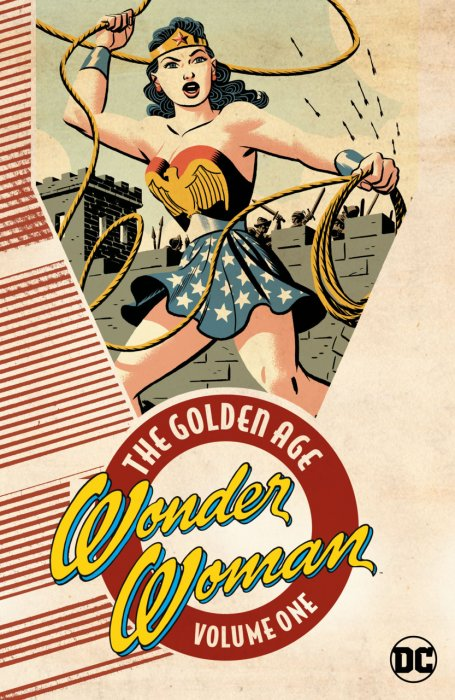 Wonder Woman - The Golden Age Vol.1