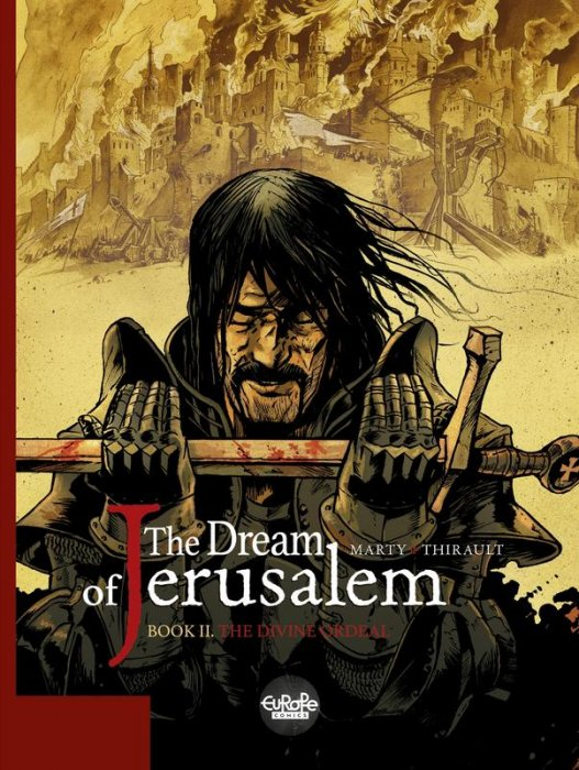 The Dream of Jerusalem #2 - The Divine Ordeal
