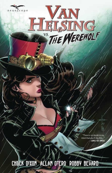 Van Helsing vs. The Werewolf #1 - TPB