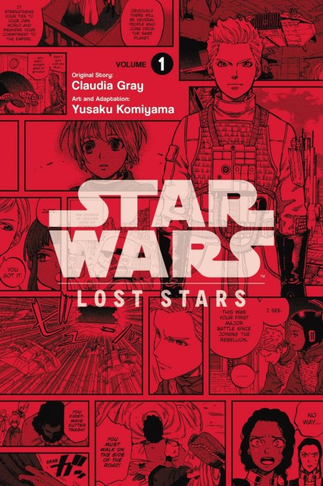 Star Wars - Lost Stars Vol.1