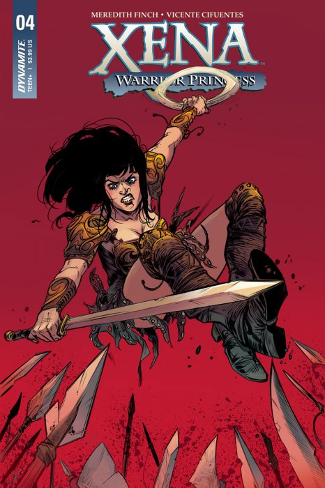 Xena - Warrior Princess #4