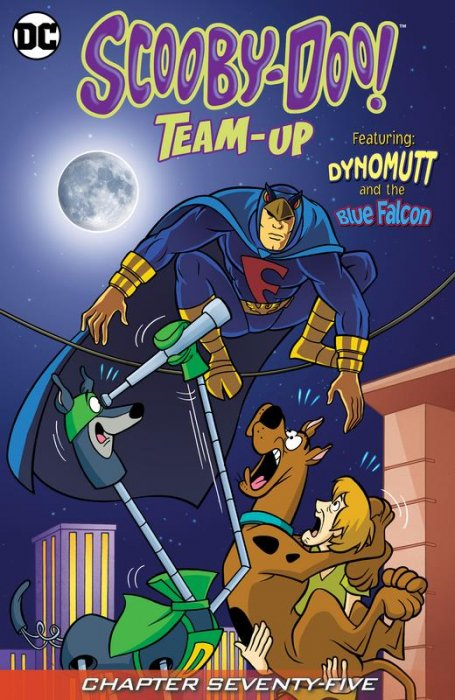 Scooby-Doo Team-Up #75