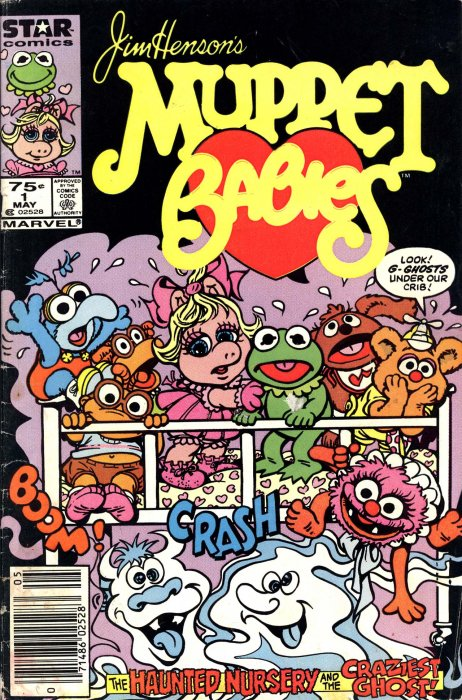 Muppet Babies #1-26 Complete