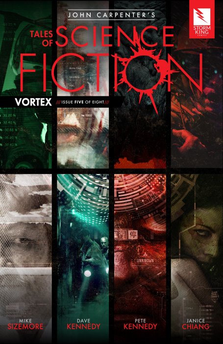 John Carpenter's Tales of Science Fiction - Vortex #5