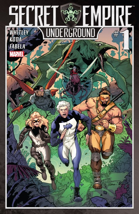 Secret Empire - Underground