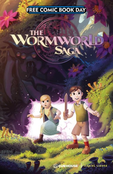 The Wormworld Saga Free Comic Book Day 2018 #1