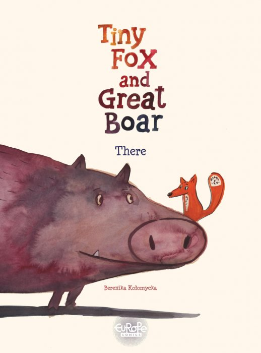 Tiny Fox and Great Boar #1 - There