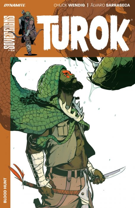 Turok Vol.1 - Blood Hunt