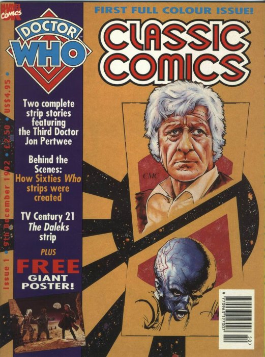 Doctor Who - Classic Comics #1-27 Complete