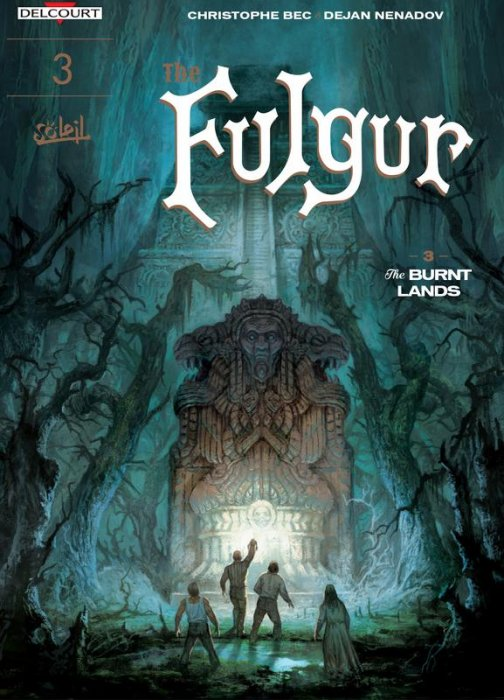 The Fulgur Vol.3 - The Burnt Lands