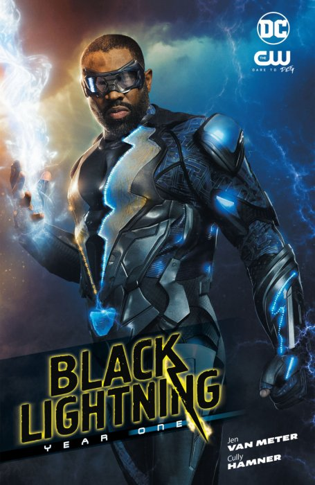Black Lightning - Year One #1 - TPB
