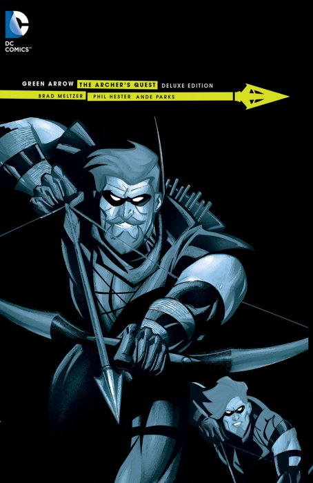 Green Arrow - The Archer's Quest Deluxe Edition #1 - HC