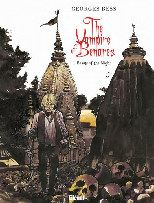 The Vampire of Benares Vol.1-3 Complete