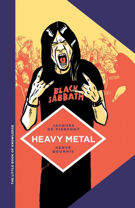 The Little Book of Knowledge - Heavy Metal #1 - HC