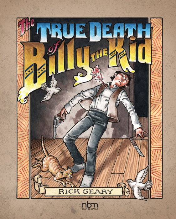 The True Death of Billy the Kid #1 - HC