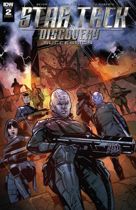 Star Trek- Discovery - Succession #2