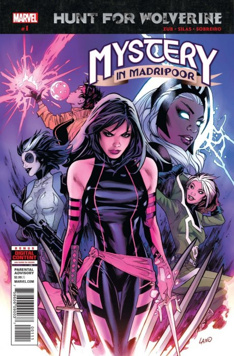 Hunt for Wolverine - Mystery in Madripoor #1