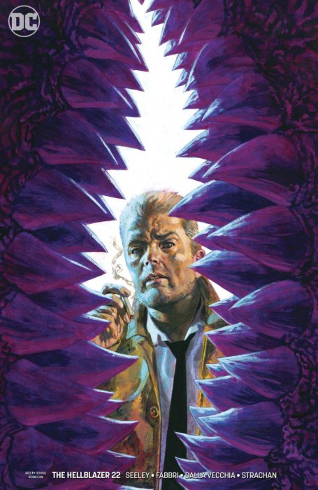 The Hellblazer #22