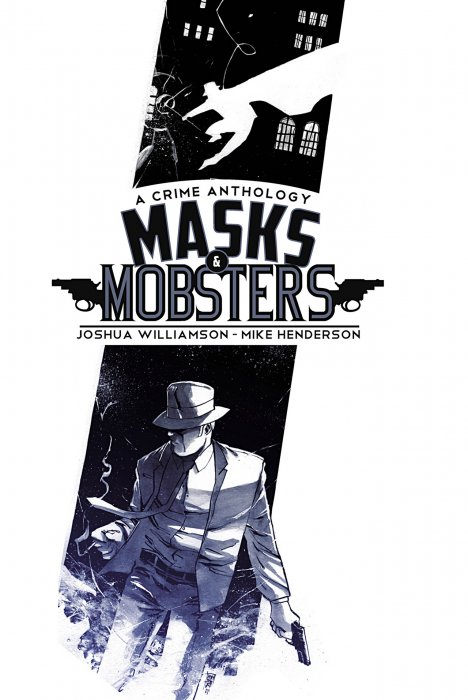 Masks and Mobsters #1-10 Complete