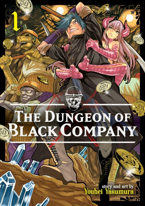 The Dungeon of Black Company Vol.1