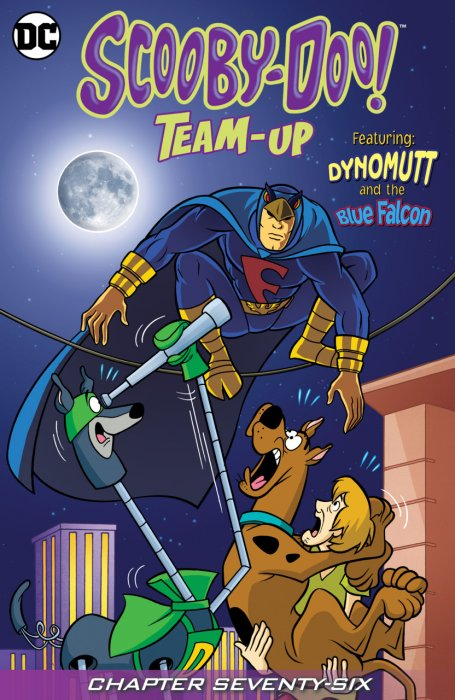 Scooby-Doo Team-Up #76