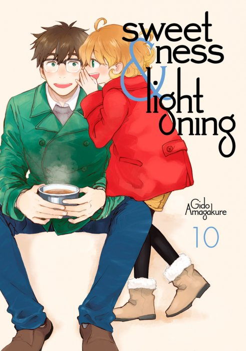 Sweetness and Lightning Vol.10