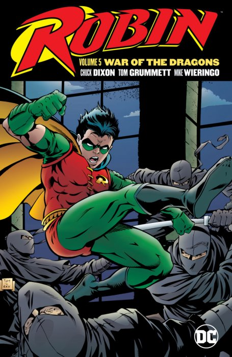 Robin Vol.5 - War of the Dragons