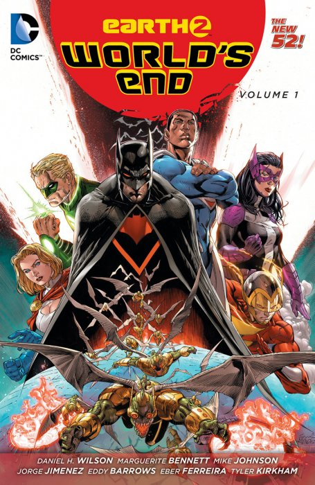 Earth 2 - World's End Vol.1