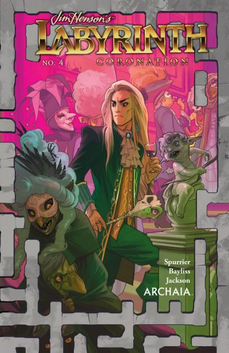 Jim Henson's Labyrinth - Coronation #4