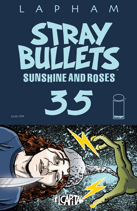 Stray Bullets - Sunshine & Roses #35