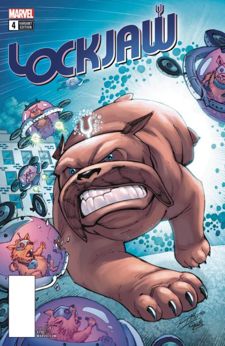 Lockjaw #4