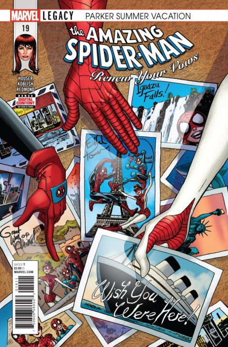 Amazing Spider-Man - Renew Your Vows #19