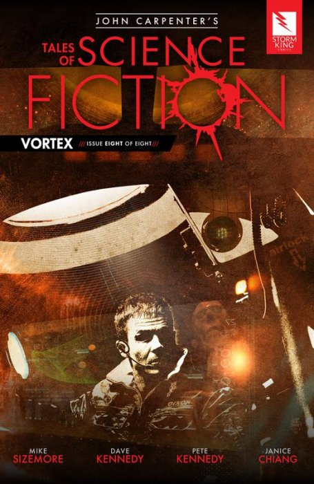 John Carpenter's Tales of Science Fiction - Vortex #8