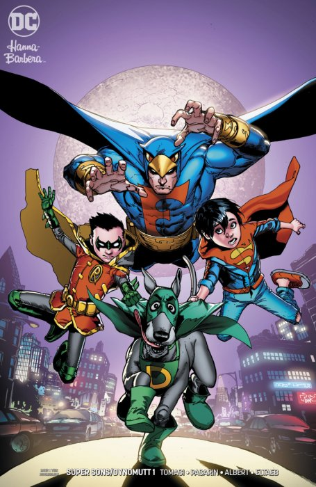 Super Sons - Dynomutt Special #1