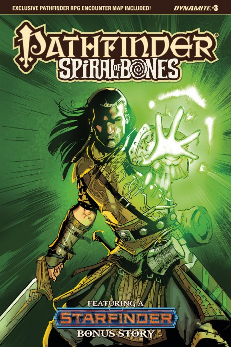 Pathfinder - Spiral of Bones #3
