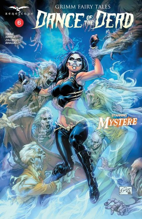 Grimm Fairy Tales - Dance of the Dead #6