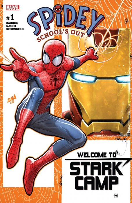 Spidey - School's Out #1