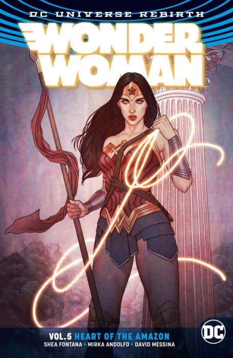 Wonder Woman Vol.5 - Heart of the Amazon