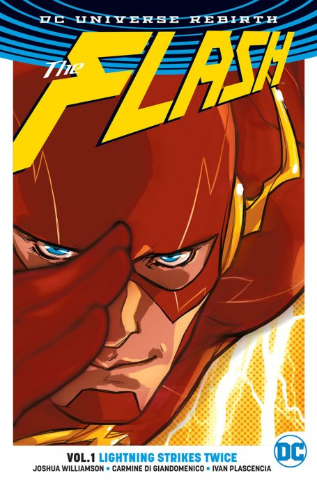 The Flash Vol.1-5 Complete