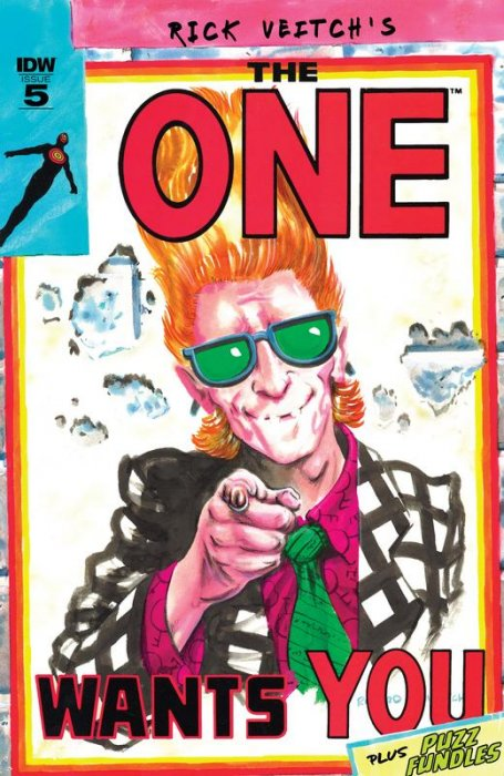 Rick Veitch's The One #5