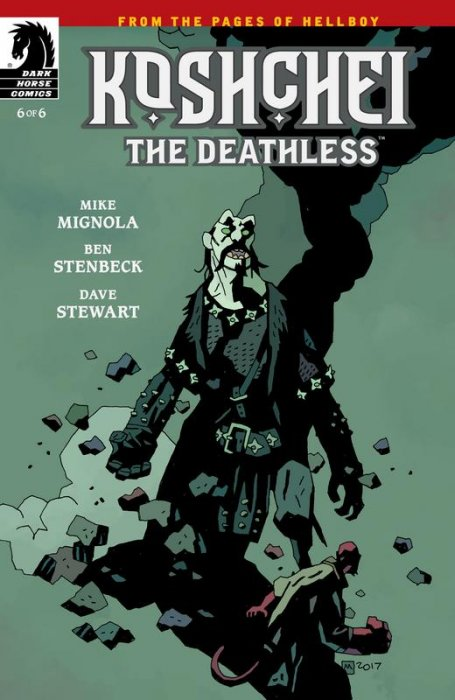 Koshchei the Deathless #6