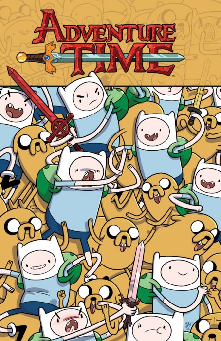 Adventure Time Vol.12