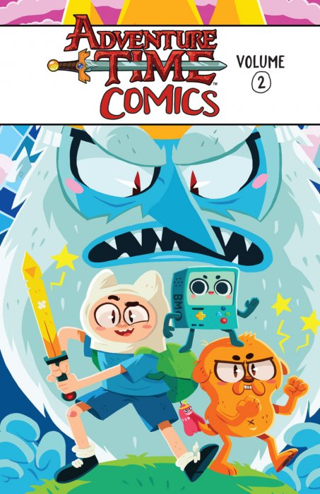 Adventure Time Comics Vol.2